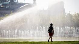 In Löhne wird das Trinkwasser knapp
