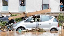 Die richtige Versicherung gegen Starkregen