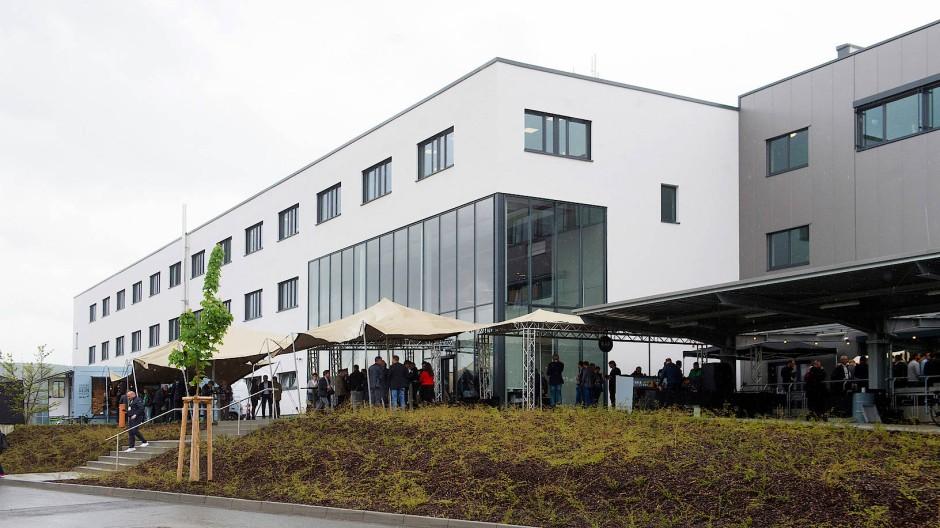 Auf Expansionskurs: Seit 2019 ist Müller & Riese in Mühltal angesiedelt.