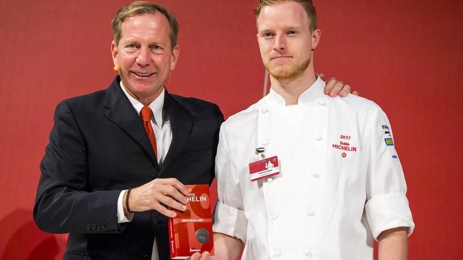 Sternekoch: Andreas Rieger (rechts) kocht ausgezeichnet