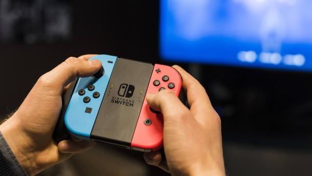 Nintendo & Co. nutzen Lücke aus