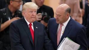 Wird Wirtschaftsberater Cohn neuer Fed-Chef?