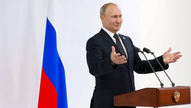 Putin sieht Bewegung im Ukraine-Konflikt