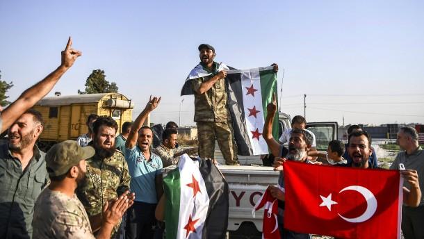 Auswärtiges Amt übt deutliche Kritik an türkischer Offensive