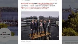 Immobilienunternehmen bekommt Shitstorm nach Tweet