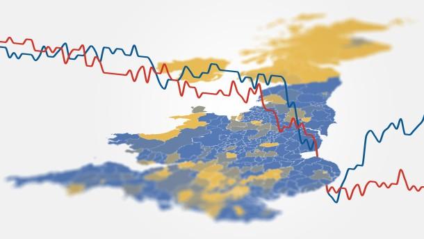 Alle Zahlen zur Wahl in Großbritannien