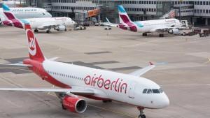 1400 Air-Berlin-Beschäftigten droht Kündigung