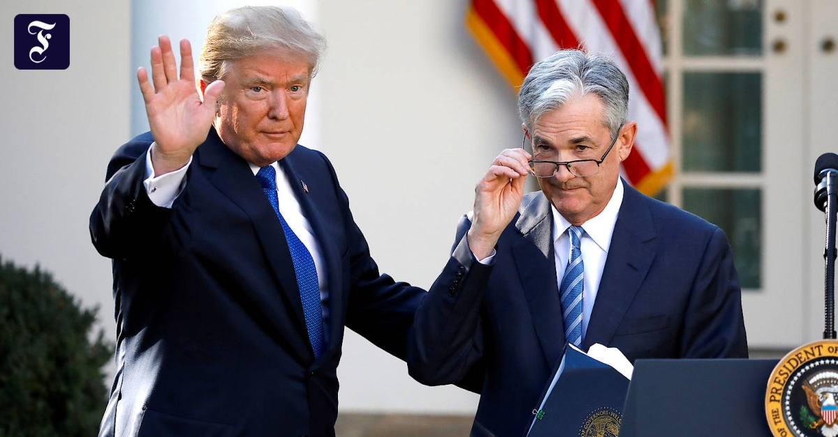Drohung-wegen-Zinspolitik-Degradiert-Trump-den-Fed-Chef-Powell-