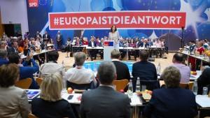 Die Chance der SPD