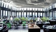 EZB eröffnet Restaurant in ihrem Neubau
