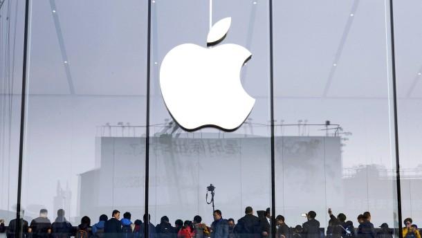 Apple nimmt Kurs auf Billionen-Dollar-Marke
