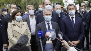 "Messerangriff in Paris ""islamistischer Terrorakt"""