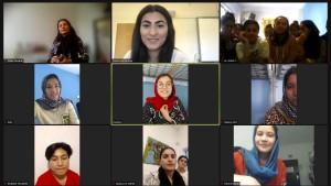 Afghanische Fußballerinnen bekommen Asyl in Portugal
