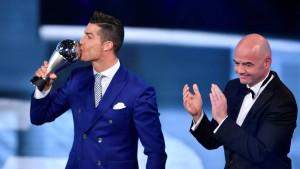 Das Super-Jahr des Cristiano Ronaldo