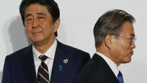 Der japanische Handelskrieger