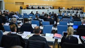Mafiaprozess wegen Coronafalls unterbrochen