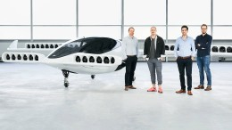 Münchner Elektro-Flugtaxi meistert Jungfernflug