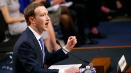 """""""Zuckerberg muss sich nun den Europaabgeordneten stellen"""""""