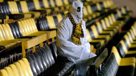 Geisterspiele in der Bundesliga