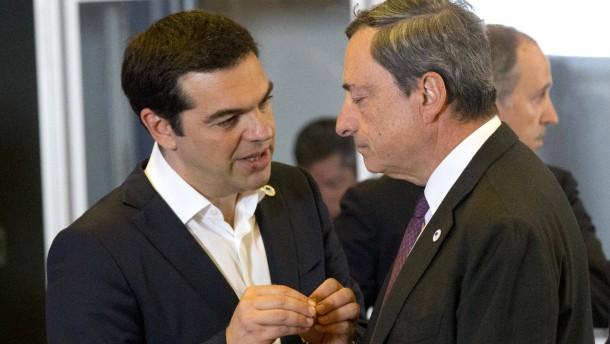 Braucht Griechenland einen Schuldenschnitt?