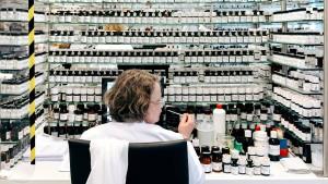 Wie eine künstliche Intelligenz Parfums entwickelt