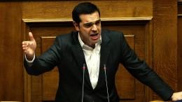 Griechenland stellt sich gegen Ratspräsident Tusk