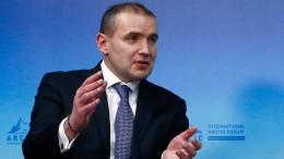 Islands Präsident badet zu heiß – und bricht sich die Nase