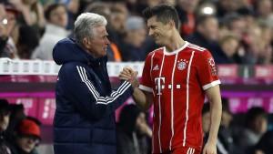 Bayern mit Heynckes-Effekt, Dortmund in der Krise