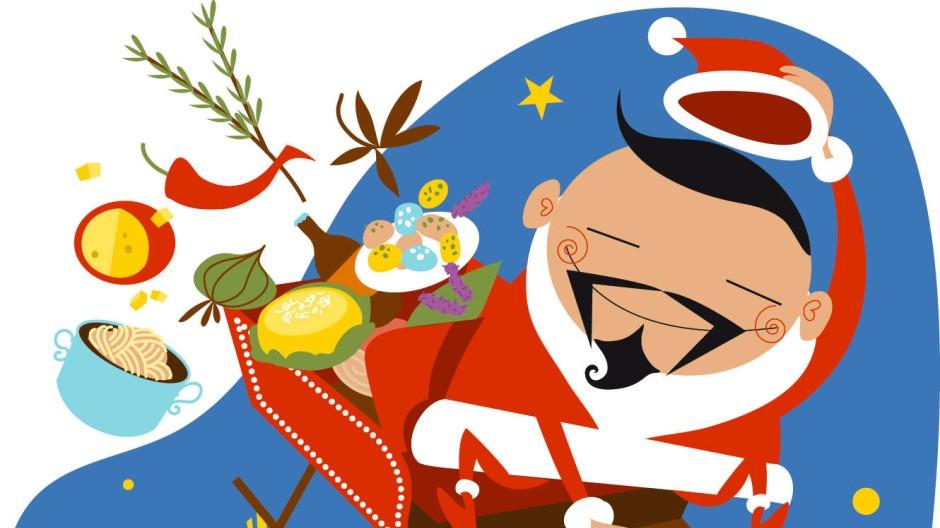 Amerikanisches Weihnachtsessen.Was Man In Amerika An Weihnachten Isst