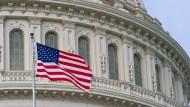 Genug Schaden angerichtet: Das Kapitol in Washington