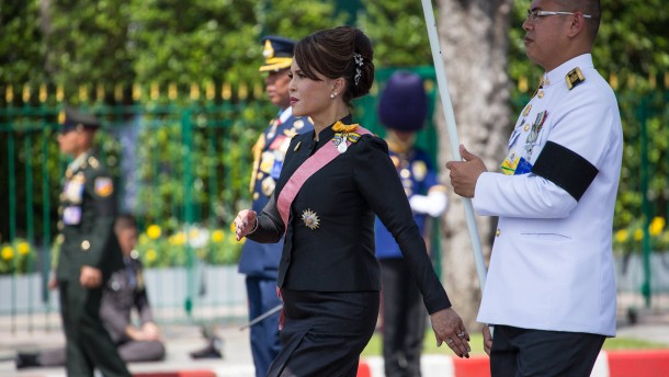 """Verfassungsgericht verbietet die oppositionelle """"Prinzessin-Partei"""""""