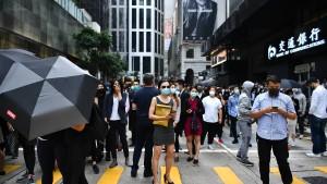Vereinigte Staaten verurteilen Gewalt in Hongkong