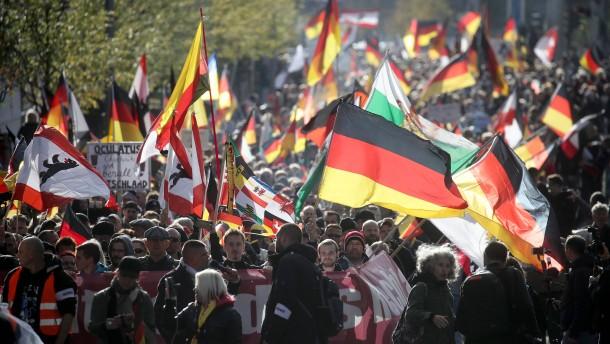 Rechtspopulistische Demo in Berlin darf doch stattfinden