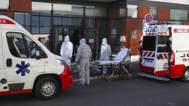 Frankreichs überfordertes Gesundheitswesen