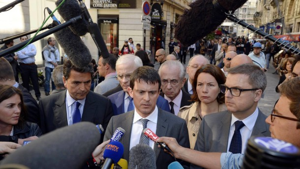Tödliche Skinhead-Attacke in Paris