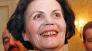 Annemarie Düringer ist gestorben