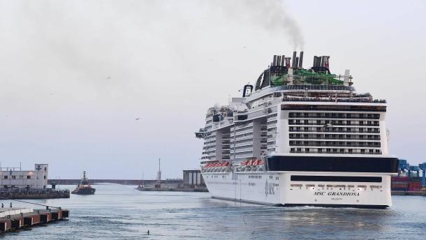 Kreuzfahrten im Mittelmeer starten wieder