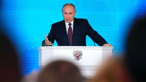 Putin präsentiert Russlands neue unverwundbare Atomwaffen