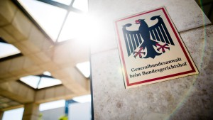 Haftbefehl gegen Täter von Halle erlassen