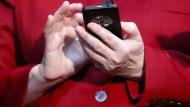 Range: Kein Beweis für Ausspähung von Merkels Handy