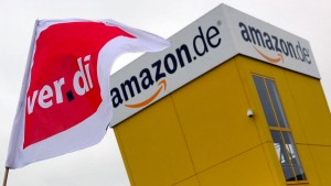Amazon-Mitarbeiter beginnen dreitägigen Streik