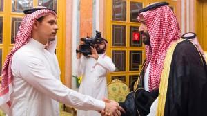 Khashoggis Sohn soll Saudi-Arabien verlassen haben