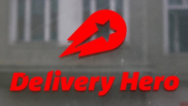 Delivery Hero schreibt rote Zahlen trotz Bestellrekord