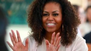 Michelle Obama als Vizepräsidentin?