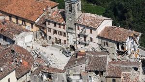 Italien beantragt nach Erdbeben EU-Gelder