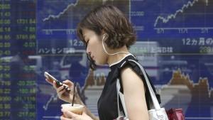 Japan will mehr Wettbewerb im Mobiltelefonmarkt