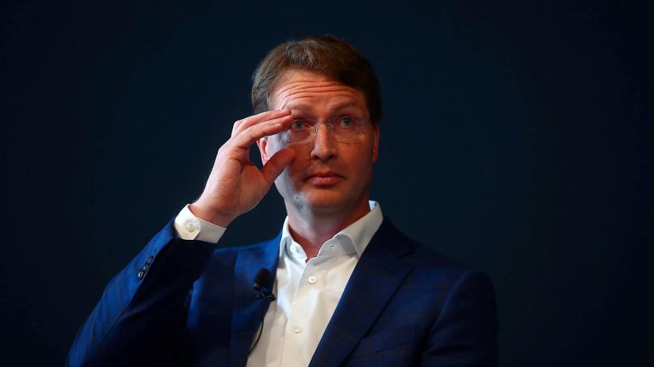 Will auf einen Teil seines Gehalts verzichten: der Vorstandschef von Daimler, Olla Källenius