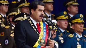 Trump-Regierung soll über Sturz von Maduro gesprochen haben