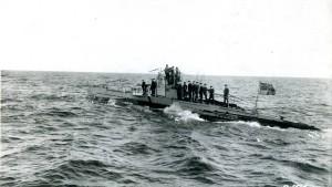 Verschlossenes deutsches U-Boot aus Erstem Weltkrieg entdeckt