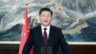 Chinesischer Schnellzug gegen amerikanisches Karussell